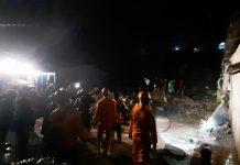 Sebanyak dua warga ditemukan dalam keadaan meninggal dunia akibat tanah longsor yang terjadi di Lau Bawang Kelurahan Padang Mas Kecamatan Kabanjahe, Karo, Kamis (26/8/2021) malam.