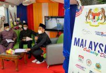 Konsulat Jeneral Malaysia Medan mengelar Malaysia Culinary Diary sebagai bagian dari food diplomacy atau culinary diplomacy untuk mengeratkan hubungan antara negara serumpun, kata Konsul Jeneral Malaysia Aiyub Omar.
