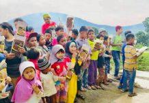 Untuk merayakan milad yang ke 12 tahun Laznas Sahabat Yatim Indonesia tetap menyalurkan donasi secara rutin di tengah pandemi dengan kondisi yang belum normal, kata CEO Laznas Sahabat Yatim Indonesia Boby Satria