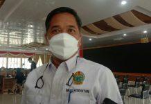 Pelaksana tugas (Plt) Dinas Kesehatan Sumatera Utara (Sumut) Aris Yudhariansyah menyebutkan hingga Juli 2021, ada 119 kasus kematian ibu hamil di Sumut, 27 kasus di antaranya disebabkan Covid-19.