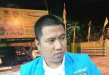 Wakil Ketua DPD KNPI Sumut, Ronggur Raja Doli Simorangkir