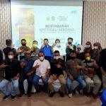 Komite Permainan Rakyat dan Olahraga Tradisional Indonesia (KPOTI) melaksanakan Musyawarah Cabang pembentukan kepengurusan KPOTI Deliserdang.
