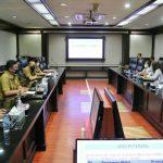 Kepala BPK Perwakilan Sumut akan melakukan pemeriksaan kepada Dinas Penanaman Modal dan Pelayanan Terpadu Satu Pintu (DPMPTSP) Kota Medan.
