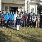 DPD KNPI Padang Lawas Utara (Paluta) laksanakan kegiatan pra Musda IV bersama organisasi kepemudaan (OKP), organisasi kepemudaan islam (OKI) serta mahasiswa, Jumat (10/9/2021).