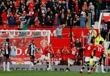 Laga perdana C Ronaldo setelah kembali ke Old Trafford berbuah manis. Pemain besar berjuluk CR7 itu menciptakan dua gol dari empat gol yang diciptakan Setan Merah ke gawang Newcastle United dalam lanjutan Liga Inggris, Sabtu (11/9/2021).