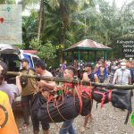 Tim SAR gabungan akhirnya berhasil menemukan jasad mahasiswi Universitas Islam Negeri (UIN) Sumatera Utara (Sumut) asal Asahan, Khairunnisa Alhady Hasibuan yang terseret arus Sungai Sei Berte Langkat, Minggu (12/9/2021).