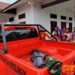 Jasad Rahul br Siringo-ringo, mahasiswa Universitas Negeri Medan (UNIMED) yang hanyut terbawa arus sungai Sirahar Desa Pusuk 2 Kecamatan Parlilitan Kabupaten Humbang Hasundutan (Humbahas) ditemukan dalam keadaan meninggal dunia, Senin (13/9/2021).
