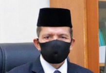 Rektor UIN Sumut Prof Dr Syahrin Harahap