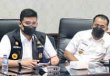 Walikota Medan, Bobby Nasution dan Wakil Walikota Medan, Aulia Rachman