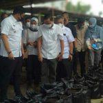 Guna menghilangkan predikat kota terjorok se Indonesia yang ditetapkan Kementrian Lingkungan Hidup dan Kehutanan pada 2019 lalu, Pemko Medan mulai olah sampah menjadi pupuk kompos.