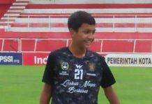 Muhammad Alesandro Azcesare Ganis Siregar, menjadi salah satu pemain asal Sumut yang dipanggil TC timnas untuk persiapan Piala Dunia U-22, 2023 mendatang.