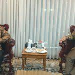 Ketua Fraksi Partai Gerindra DPR, Ahmad Muzani mengatakan, Ketua Umum Partai Gerindra Prabowo Subianto menginstruksikan anggota fraksi untuk membantu para korban banjir di wilayah Kalimantan Tengah.
