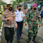Polres Langkat gelar apel pasukan operasi kepolisian terpusat Patuh Toba 2021 di Lapangan Jananuraga Polres Langkat, Stabat, Senin (20/9/2021)