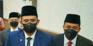 Kota Medan masuk level III dalam Pemberlakuan Pembatasan Kegiatan Masyarakat (PPKM).