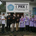 KPOTI Provinsi Sumatera Utara kunjungi Kantor TP PKK Asahan, Rabu (22/9/2021) kemarin. Kehadiran KPOTI tak lain untuk menyerahkan Thropy Juara 1 Lomba Hias Gapura dan Juara Harapan 1 Video Satu Menit Permainan Tradisional.