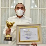 Gubernur Sumut Edy Rahmayadi menerima penghargaan Anugerah Parahita Ekapraya 2020 dalam kategori utama dari Kementerian Pemberdayaan Perempuan dan Perlindungan Anak RI. Penghargaan ini diberikan keberhasilan mewujudkan kesetaraan dan keadilan gender melalui strategi pengarusutamaan gender (PUG).