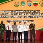 Gubernur Sumatera Utara (Sumut) Edy Rahmayadi meminta para kepala daerah tidak ragu merealisasikan anggaran untuk mendorong pertumbuhan ekonomi Sumut, usai terhantam pandemi Covid-19.