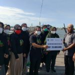 Fakultas Kedokteran Universitas Sumatera Utara (FK USU), turut berpartisipasi dalam membantu masyarakat Kampung Nelayan di Desa Karang Taruna Kecamatan Medan Belawan.