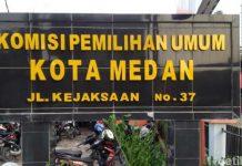 KPU Kota Medan kembali melaksanakan Rapat Koordinasi bersama bawaslu, OPD terkait di Pemko Medan, partai politik dan pihak terkait lainnya.