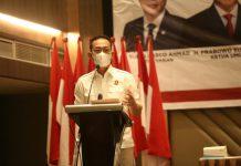 Arus bawah Gerindra Sumut kompak dukung Gus Irawan Pasaribu maju di Pilgubsu mendatang.