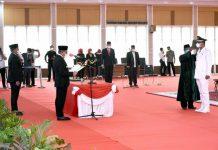 Gubernur Sumatera Utara (Sumut) Edy Rahmayadi melantik Rizky Yunanda Sitepu menjadi Wakil Wali Kota Binjai. Rizky merupakan anak mantan Bupati Langkat dua periode Ngogesa Sitepu.