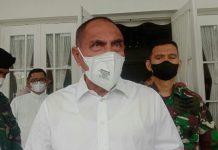 Gubernur Sumatera Utara (Gubsu) Edy Rahmayadi