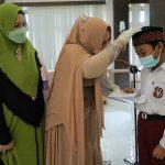 Penasihat DWP Langkat, Tiorita Terbit Rencana memberikan santunan pribadi kepada anak yatim