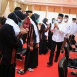 Lembaga Pengembangan Tilawatil Qur'an (LPTQ) Sumatera Utara (Sumut) mengutus 20 kafilah untuk mengikuti Seleksi Tilawatil Qur'an (STQ) XXVI di Maluku Utara.
