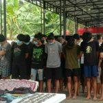Badan Narkotika Nasional Provinsi (BNNP) Sumatera Utara (Sumut) mengamankan sebanyak 47 orang saat penggerebekan di Fakultas Ilmu Budaya (FIB) Universitas Sumatera Utara (USU) kemarin