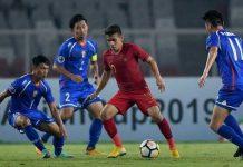 Timnas Indonesia berhasil lolos ke babak kuakifikasi Piala Asia 2023 setelah menang 3-0 di leg kedua di Stadion Buriram, Thailand, Senin (11/10/2021).