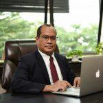 Wakil Rektor 1 Bidang Akademik Kemahasiswaan dan Kealumnian Edy Ikhsan