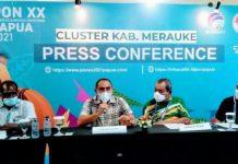 Sumatera Utara, Letnan Jendral (Purn) Edy Rahmayadi, mengunjungi daerah penyelenggara PON Papua Klaster Merauke, guna melihat atlet Sumut yang mengikuti olahraga gulat dan catur. Seperti diketahui kedua cabor ini paling terakhir dilaksanakan.