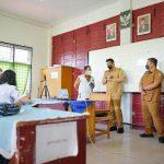 Dinas Kesehatan Kota Medan belum menerima laporan kebaikan kasus Covid-19 selama hampir seminggu pelaksanaan Pembelajaran Tatap Muka (PTM) terbatas di Kota Medan.