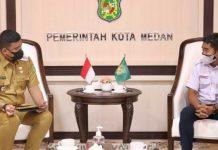 Walikota Medan, Bobby Nasution berencana membangun rumah susun sederhana sewa atau rumah susun sederhana milik. Pembangunan ini rencananya dilakukan di lahan milik PT KAI yang tidak terpakai.