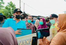 Walikota Medan, Bobby Nasution akan mencari win-win solution menyelesaikan persoalan Jalan Nippon, Kecamatan Medan Marelan.