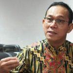 Ketua Gerindra Sumut yang juga Ketua Himpunan Kerukunan Tani Indonesia (HKTI) Sumut, Gus Irawan Pasaribu